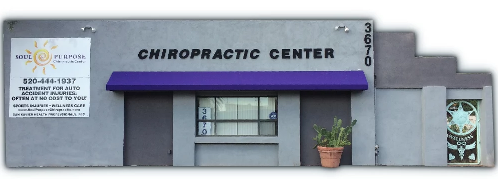 Soul Purpose Chiropractic Building